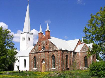 Die kirche im kirchspiel camby